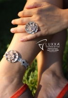 Lingerie Luxxa LOVE CREAM BAGUE
